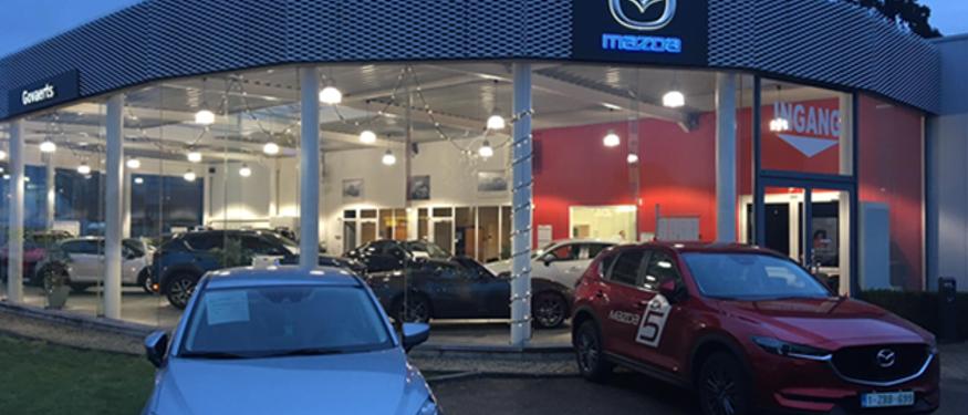 Jouw nieuwe Mazda voor de regio Sint-Truiden