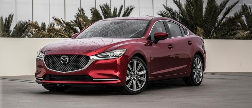 Word overtuigd met 1km aan argumenten van de Mazda6.