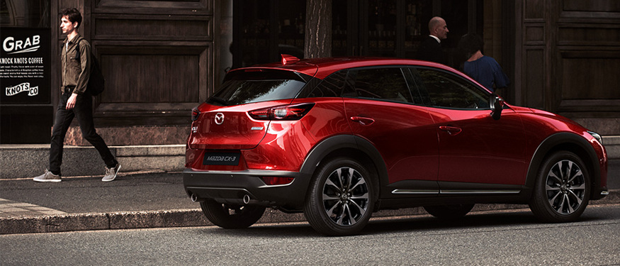 MAZDA CX-3 Facelift getest!