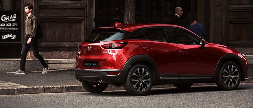 Ontdek de nieuwe Mazda CX-3 MY 2018 vol technologische innovaties