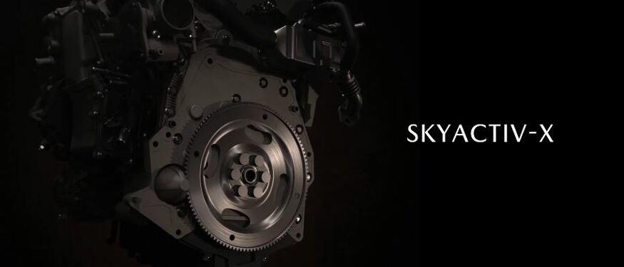 Mazda's SKYACTIV-X uitgelegd op Govaerts' wijze